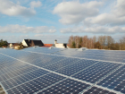Standort: Bindlacher Berg - Photovoltaik-Module: Sunflower SF 185M - Leistung: 65,49 kWp