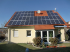 Standort: Rödental - Photovoltaik-Module: Sunflower SF 190M - Leistung: 8,17 kWp