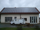 Standort: Siegelin - Photovoltaik-Module: Sunflower SF 185M - Leistung: 15,54 kWp
