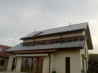 Standort: Goldkronach - Photovoltaik-Module: Sunflower SF 190 - Leistung: 14,25 kWp
