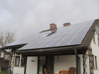 Standort: Grub am Forst - Photovoltaik-Module: Sunflower SF 185M - Leistung: 9,99 kWp