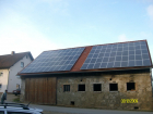 Standort: Hollfeld - Photovoltaik-Module: Sunflower SF 180M - Leistung: 18,00 kWp